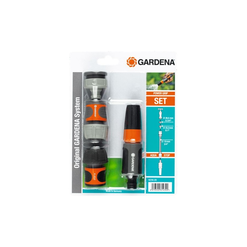 Gardena 18296-20 Basic set for watering 3/4