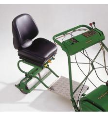 Dennis G860 self steer suspension seat