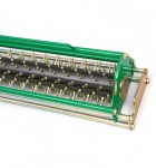 Sorrel roller for DENNIS G860 mower