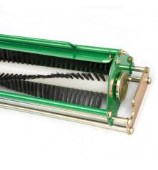Soft brush for DENNIS G860 mower