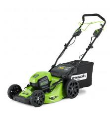 Greenworks Battery mower GR2502907UC