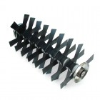 Rotor with 15 fixed hammers for NEGRI S60 scarifiers