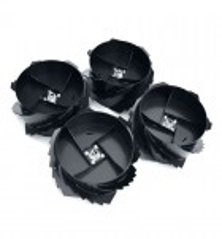 Ecotech K34 Predator steel wheels set