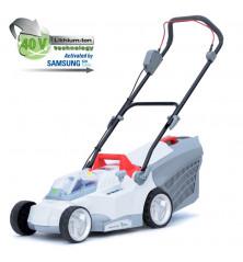 Lawn mower Ikra 40v iam 40-3725 (set)