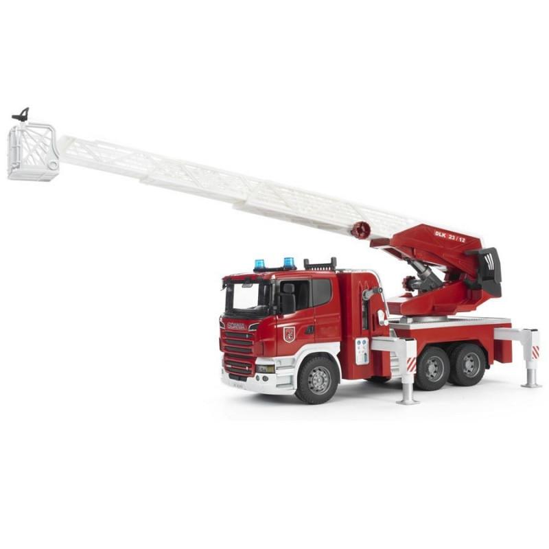 Straż Pożarna SCANIA Bruder 03590