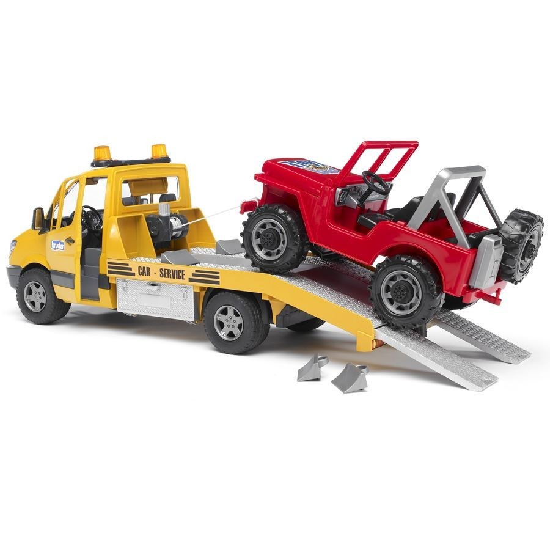 Pomoc drogowa Mercedes Sprinter Bruder 02535