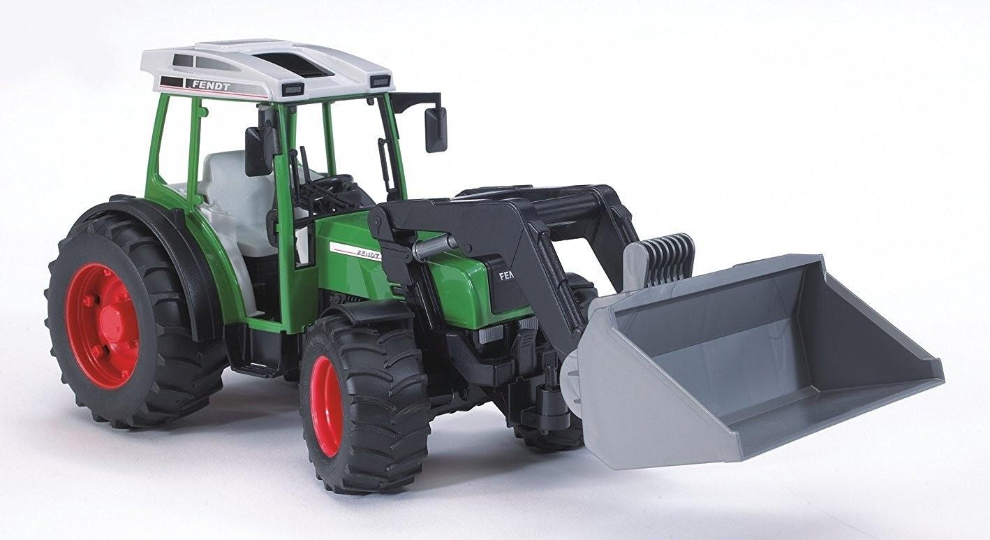 Fendt farmer 209 s mit frontlader bruder 02101 kosiarka.pl