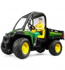 John Deere Gator XUV 855D with driver Bruder 02490