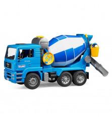 MAN TGA Cement Mixer Bruder 02744