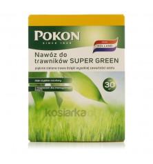 Nawóz do trawników Pokon Super Green 1kg