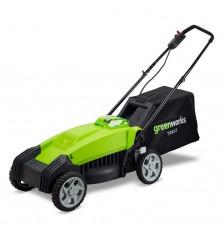 Kosiarka GreenWorks G40LM35K2 z akumulatorem i ładowarką