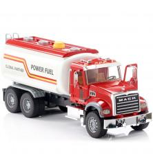 Ciężarówka cysterna MACK Bruder 02827