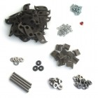 Cutting group service kit for NEGRI R240BHHP21 shredders