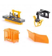 Siku 3661 Front loader accessories
