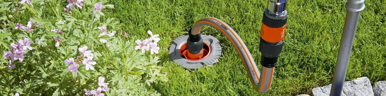 Sprinklersystem - akcesoria