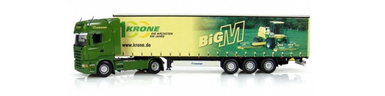 Trucks by Universal Hobbies - order online