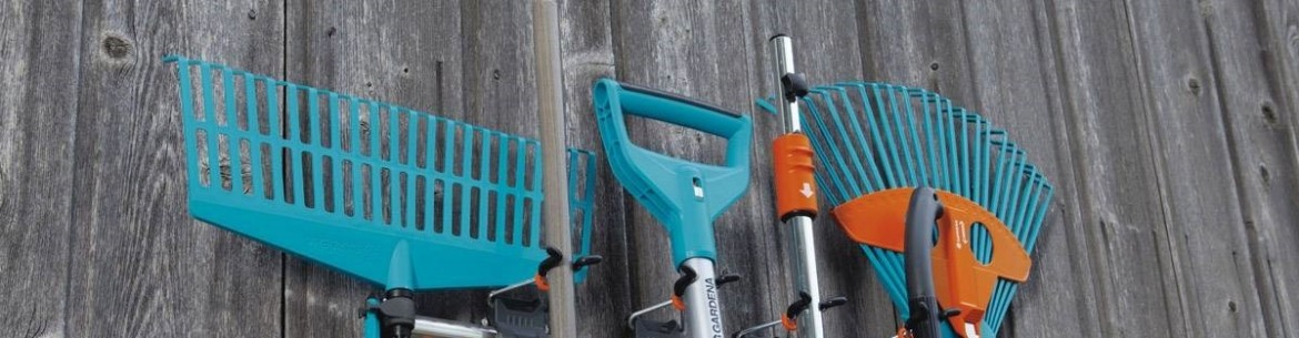 Cultivating Tools and Rakes