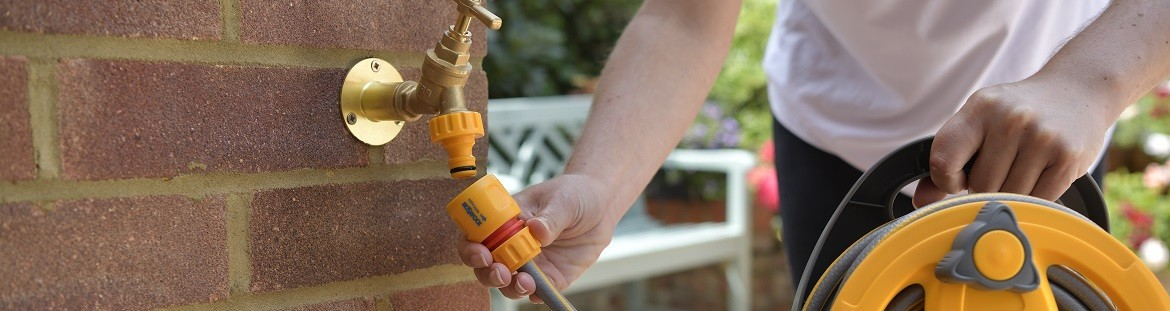 Hose  Fittings for use between tap and hose or hose and appliances.